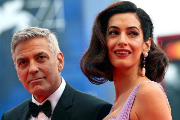 George Clooney Alami Kecelakaan saat Kendarai Moge, Terlempar ke Udara dan Mendarat di Aspal