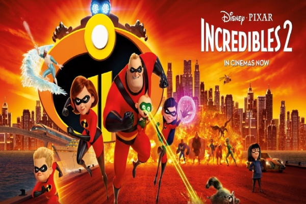 Incredibles 2 Bobol Rekor Box Office Animasi Disney