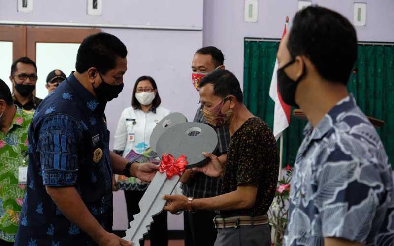 Penghuni Rumah Khusus di Magelang Diberi Kesempatan Menyewa 3 Tahun